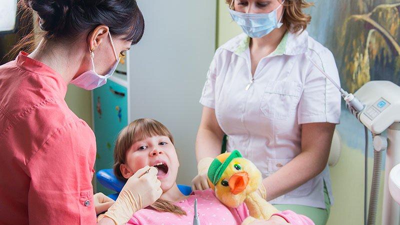 Детская стоматология в Подольске
