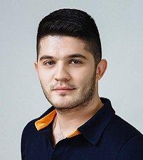 Бекмерзаев Шахрух Маратович — стоматолог-ортопед